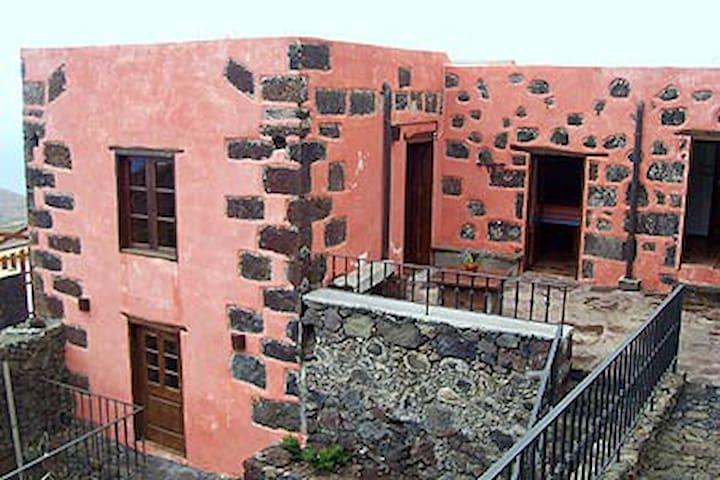 Small house in Guarazoca, El Hierro