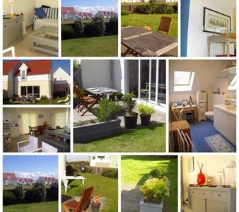 Villa à louer à Wimereux lumineuse - Wimereux