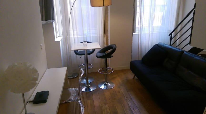 h tel de ville appartement meubl apartments for rent in lyon rhone alpes france. Black Bedroom Furniture Sets. Home Design Ideas