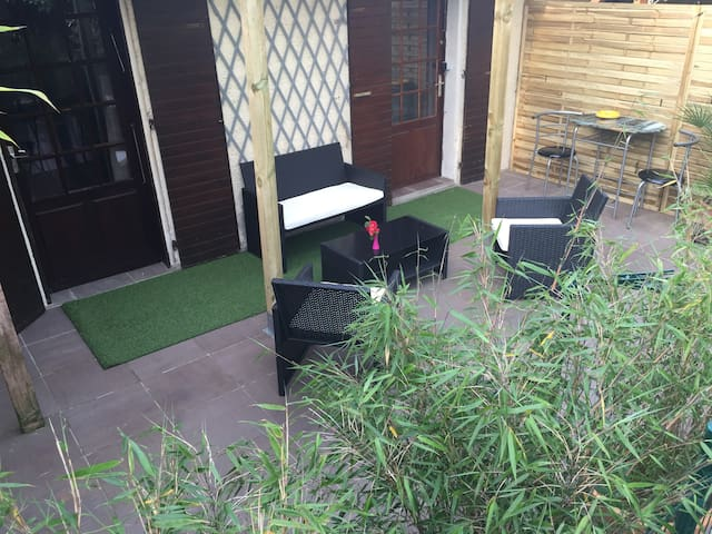 Studio sur terrasse - Toulouse - Apartment