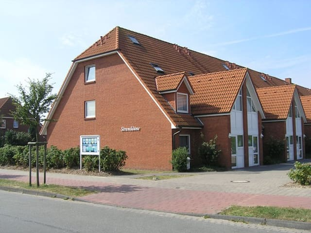 Holiday Home in Cuxhaven Duhnen - Cuxhaven