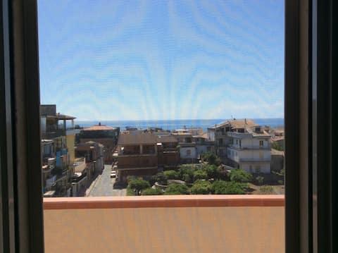 Výhled na moře apartmán