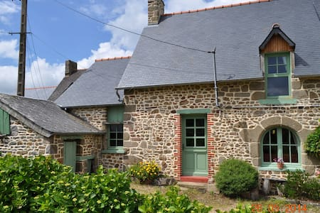 Breton Cottage - Bazouges-la-Pérouse - Talo