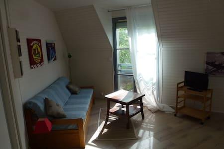 Studio tout équipé centre ville - Brie-Comte-Robert - Byt