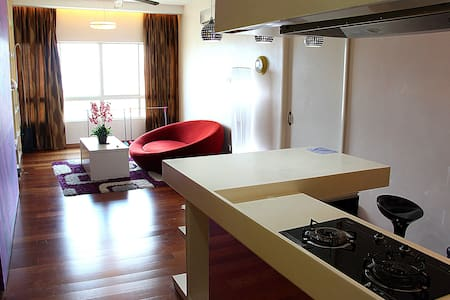 Cozy Stay, One Borneo Shopping Mall - Kota Kinabalu - Kondominium