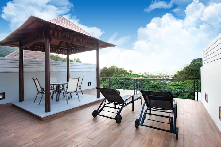 Luxury 2 Bedroom Pool Villa Kamala Phuket