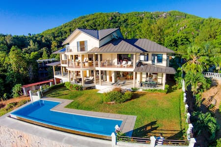 La Vue, Seychelles - Mahé - Willa