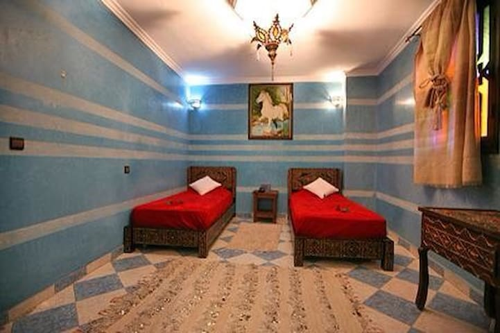Riad Rime a friendly place to be . - Marraquexe - Bed & Breakfast