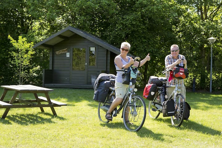 Trekkerhut in Overijssel - Balkbrug - Kunyhó