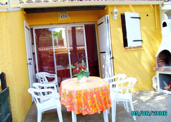 villa au calme dans pinéde - Agde - House