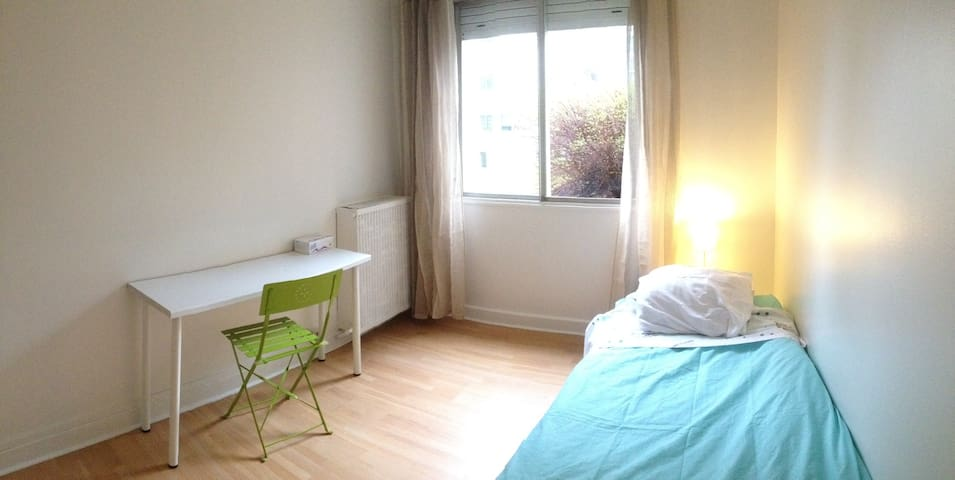 Nice Flat near Saint Cloud Station - Saint-Cloud