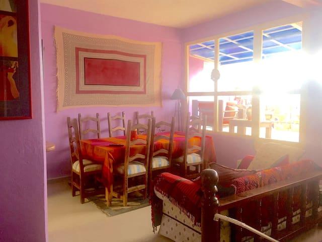 Amazing 7 bedroom House & Terrace Best View - San Cristóbal de las Casas - Hus