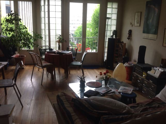 au cœur de l'action - Rennes - Lägenhet