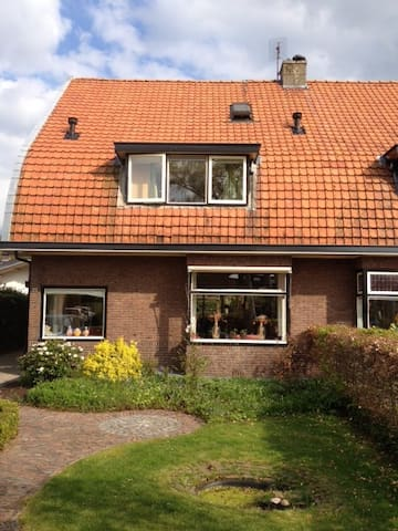 Big house  45 min. from Amsterdam - Barneveld - Casa