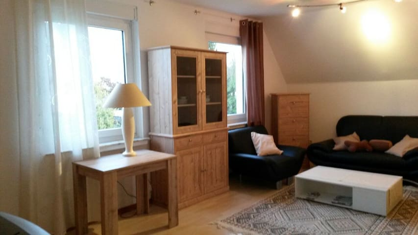 Ferien in der Provinz Memorie - Herford - Appartement