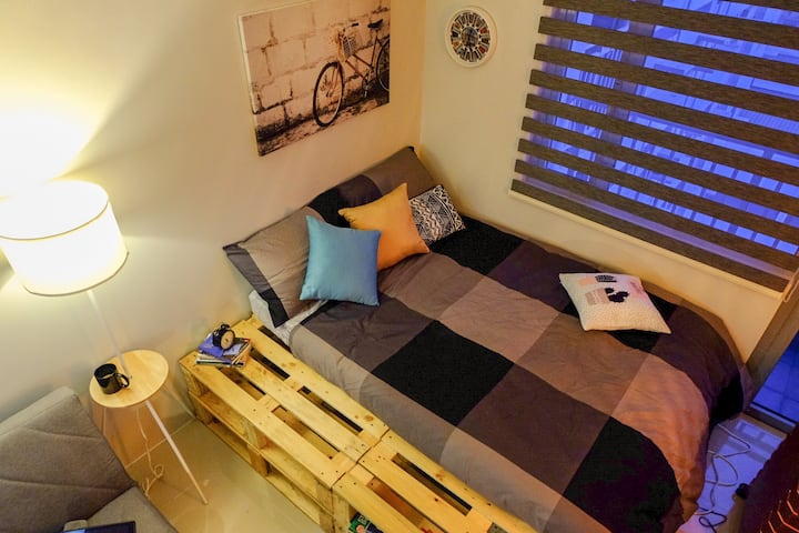 Backpackers Hub - Cool Suites at Wind Tagaytay