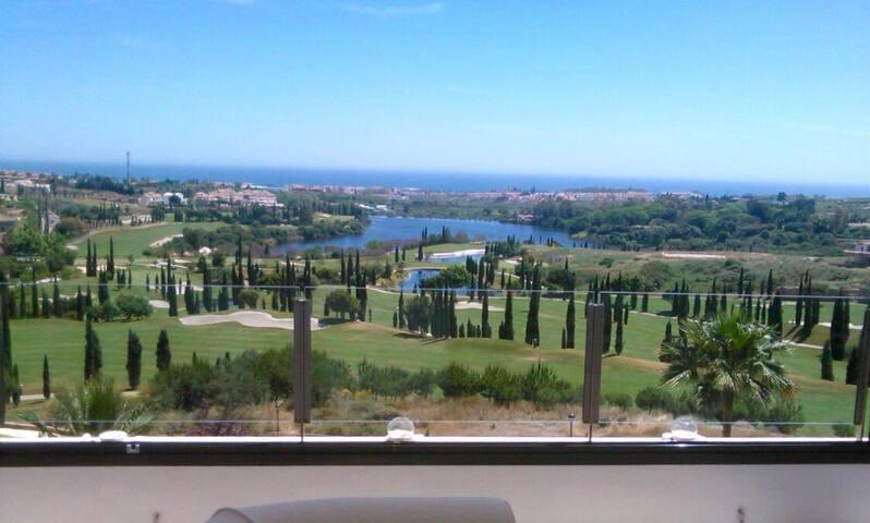 Marbella - Golf & stunning views - Benahavis - Marbella - Lägenhet