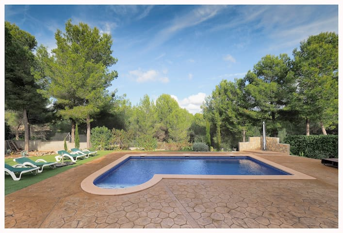 4 BEDROOM LUXURY - in Santa Ponsa - Rotes Velles - House