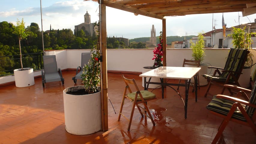 Sleep & Stay Rooftop terrace for 6p