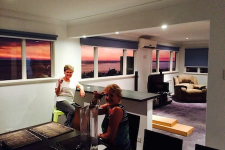 Horizons Beachfront Apartment - Iluka - Daire