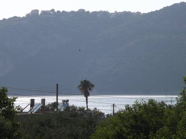 Villa Spring 2 min from the Beach - Agios Georgios Pagon - Apartment