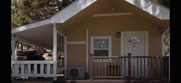 Lake Cabin 100% Safe 2 Bedroom BBQ Big Bear 大熊湖畔兩房