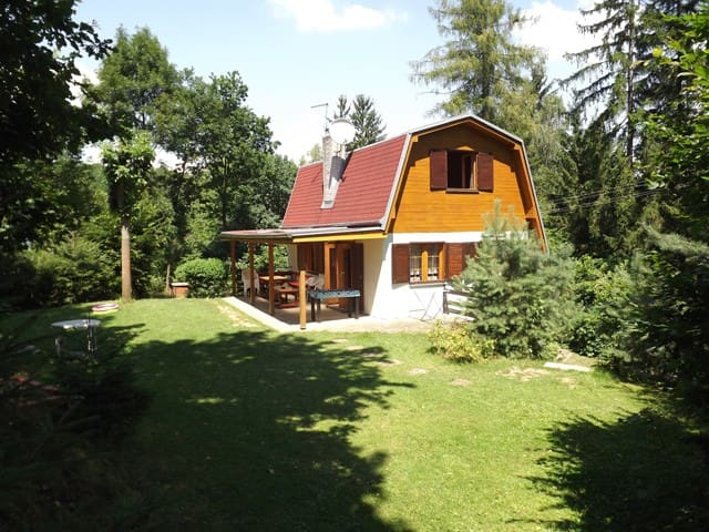 Holiday house on Vranov dam