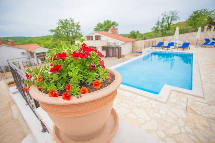 Villa Lara - Motovun - Villa