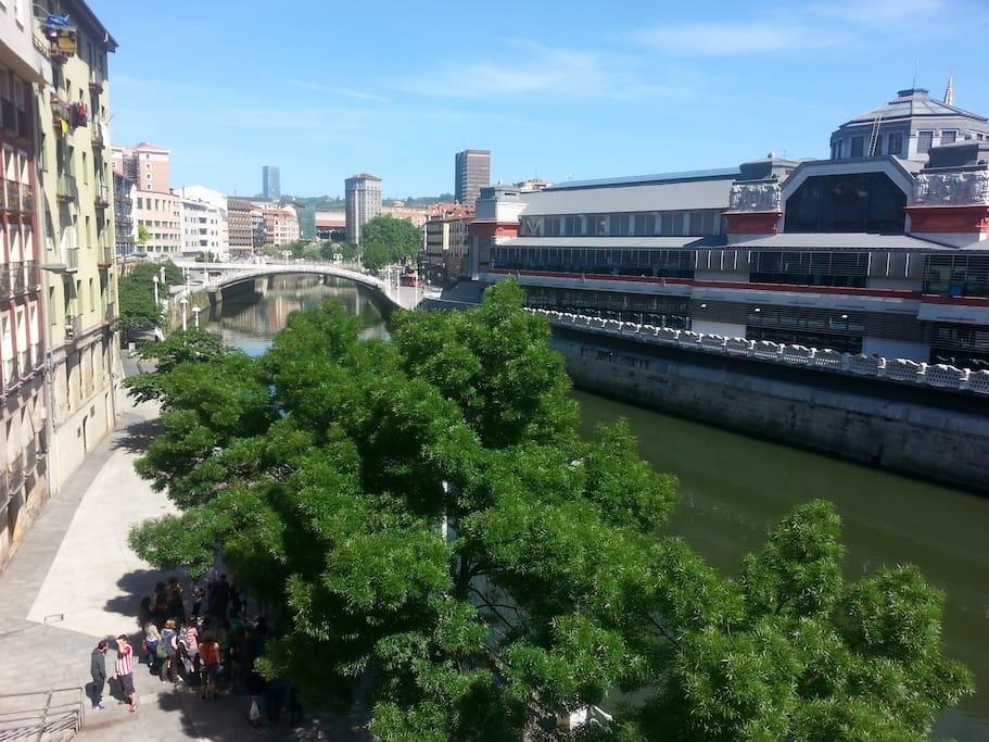 Desde nuestro balcón