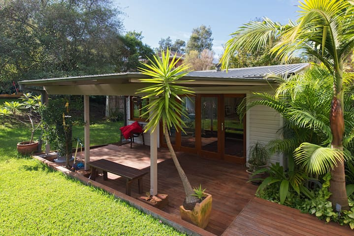 Garden Suite, northern beaches, private oasis - Allambie Heights - Bungalo