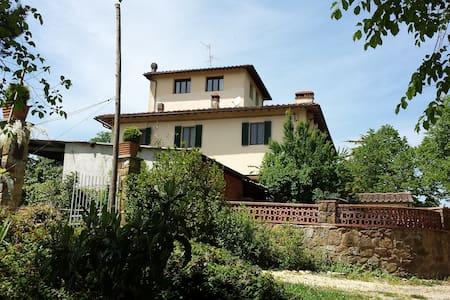 NEL CHIANTI A 5 KM DA FIRENZE - Grassina - Huis