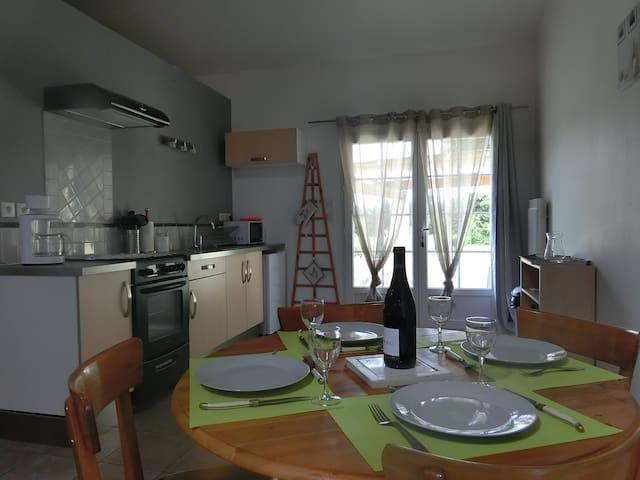 Gîte en Provence entre Avignon et Arles - Boulbon - Vila