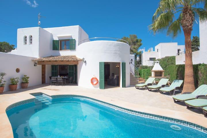 Olivos 4 bedroom villa with private pool - サンタニー(Santanyí) - 別荘