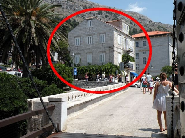 Old Town Gate  - 1 room - Dubrovnik - Bed & Breakfast