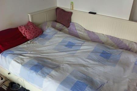 1 Zimmer mit Doppelbett - Berlín - Byt