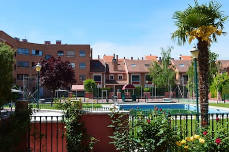 Precioso adosado en Valladolid - Valladolid - Reihenhaus