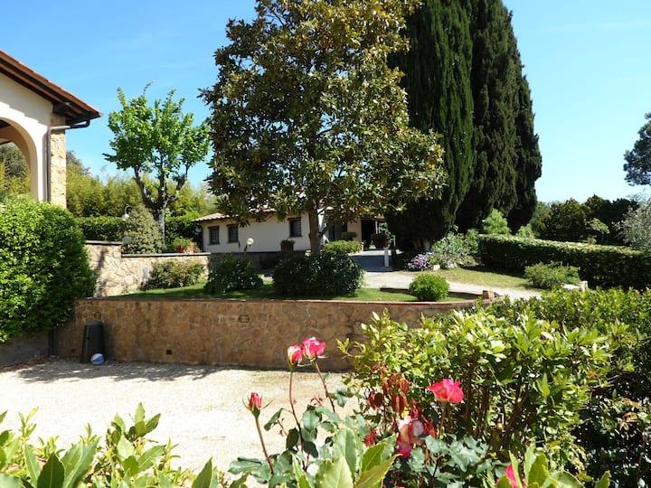 Dependance Begonia con Piscina - Chianti Firenze