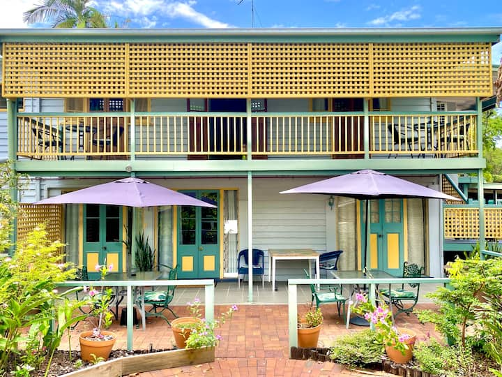 Room 5 @ Lilybank - Pet Friendly, close to CBD!