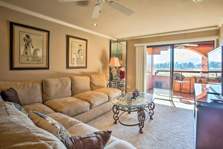 Make yourself at home in the cozy interior of this 1-bedroom, 1-bathroom condo.