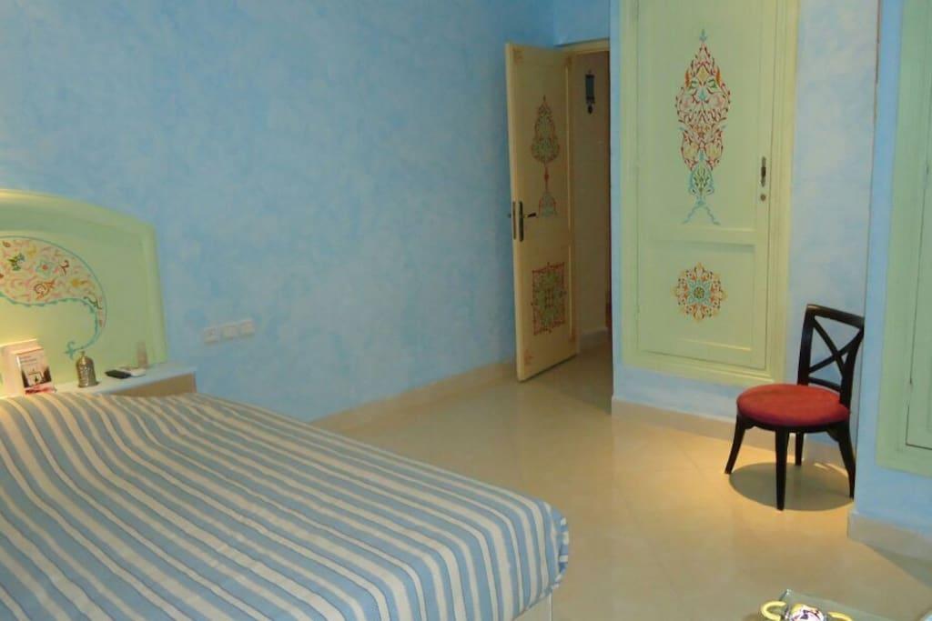 Chambre à coucher numéro 1