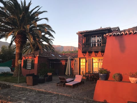 Casa Verde,B&B Suite in 150 yrs old Canarias house