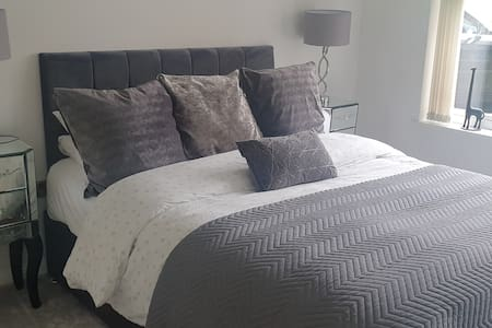 Beautiful Room kings size bed and own ensuite