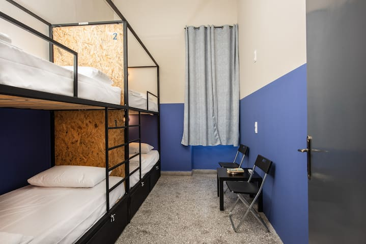 Four Bed Room (shared bathroom) in Iraklion centre