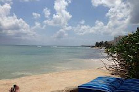 Beach Front Villa - Puerto Morelos