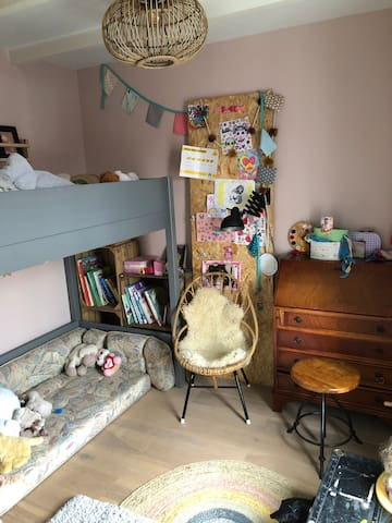 our daughter's room