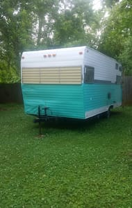 The Happy Camper :) - Murfreesboro - Camping-car/caravane