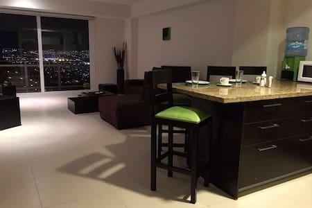 LUXURY APARTMENT WITH ARCOS VIEW - Santiago de Querétaro - Apartamento