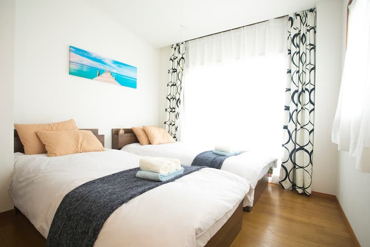 Welcome long term stay♪1 mins sta♪Spacious Room♪3F