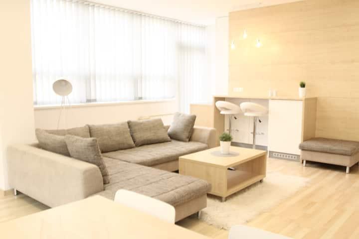 Moderný apartmán v atraktívnej lokalite - Piešťany