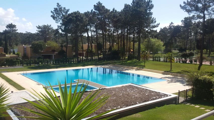 Paradise with beach, pool and nature. - Esposende - Apartamento